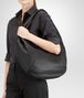 BOTTEGA VENETA SHOULDER BAG IN NERO CERVO Shoulder or hobo bag D ap
