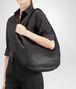 BOTTEGA VENETA SHOULDER BAG IN NERO CERVO Shoulder or hobo bag D ap