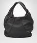 BOTTEGA VENETA SHOULDER BAG IN NERO CERVO Shoulder or hobo bag D fp