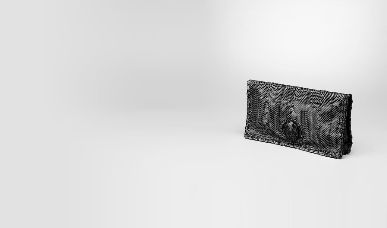 BOTTEGA VENETA Clutch D Nero Ayers Clutch pl