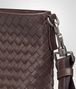 BOTTEGA VENETA Ebano Intrecciato VN Cross Body Bag Messenger Bag U ep