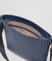 BOTTEGA VENETA LIGHT TOURMALINE INTRECCIATO LARGE MESSENGER BAG Messenger Bag Man dp