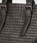 BOTTEGA VENETA TOTE BAG AUS INTRECCIATO KALBSLEDER IN MORO Shopper U ep