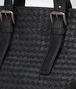 BOTTEGA VENETA BORSA SHOPPING IN VITELLO INTRECCIATO NERO Borsa Shopping U ep