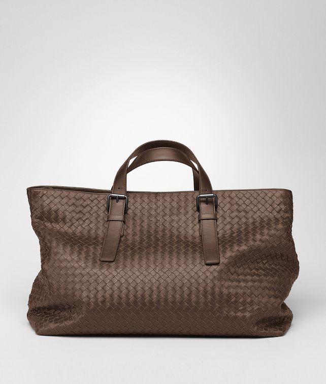 BOTTEGA VENETA Tote Bag aus leichtem Kalbsleder Edoardo Shopper U fp