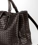 BOTTEGA VENETA Moro Light Calf Intrecciato Roma Bag Top Handle Bag D ep
