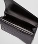 BOTTEGA VENETA Clutch Nera in Shiny Crocodile Pochette D dp