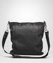BOTTEGA VENETA Nero Intrecciomirage Lave Cross Body Bag Messenger Bag U fp