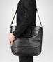 BOTTEGA VENETA TOTE BAG AUS INTRECCIO IMPERATORE IN NERO Shopper U lp