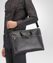 BOTTEGA VENETA BRIEFCASE IN ARDOISE INTRECCIATO CALF Business bag U lp