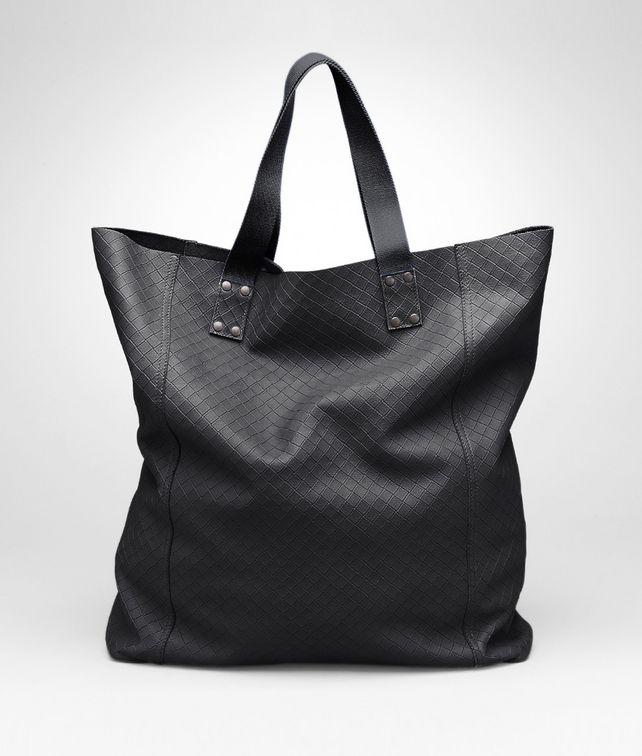 BOTTEGA VENETA Nero Intrecciomirage Lave Tote Tote Bag U fp