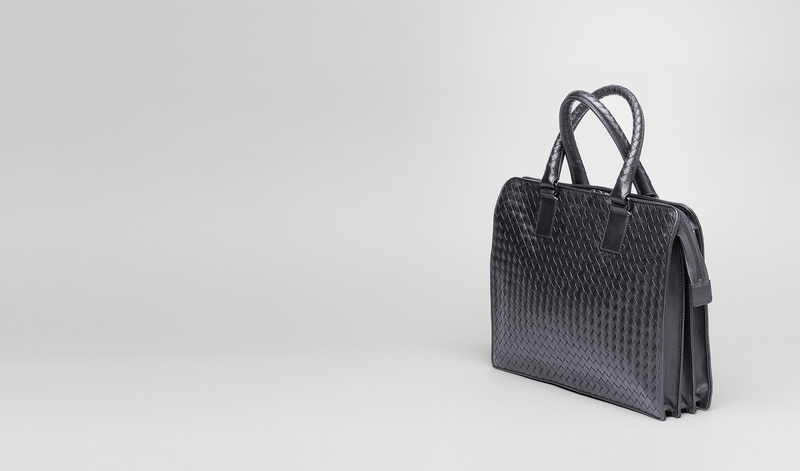 BOTTEGA VENETA Business bag U Ardoise Intrecciato VN Briefcase pl