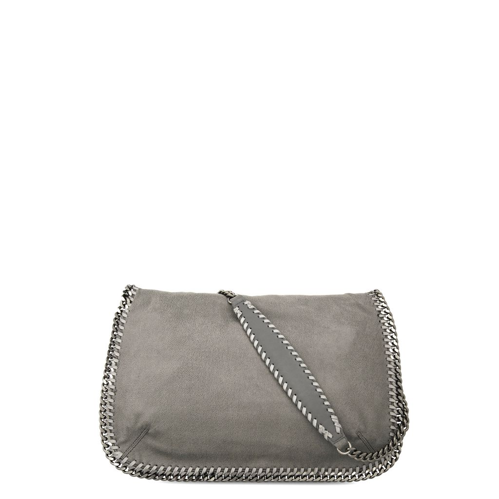 Falabella Messenger Bag aus Shaggy Deer - STELLA MCCARTNEY