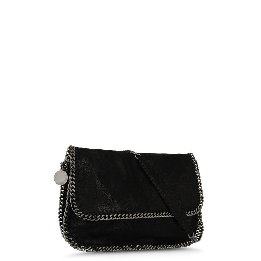 Falabella Shaggy Deer Messenger Bag - STELLA MCCARTNEY