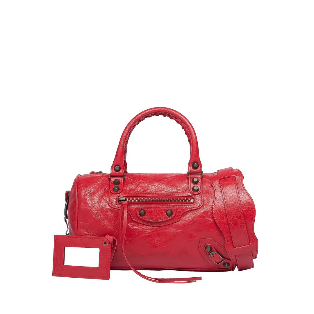 BALENCIAGA Balenciaga Classic Mini Twiggy Messenger Bag D f