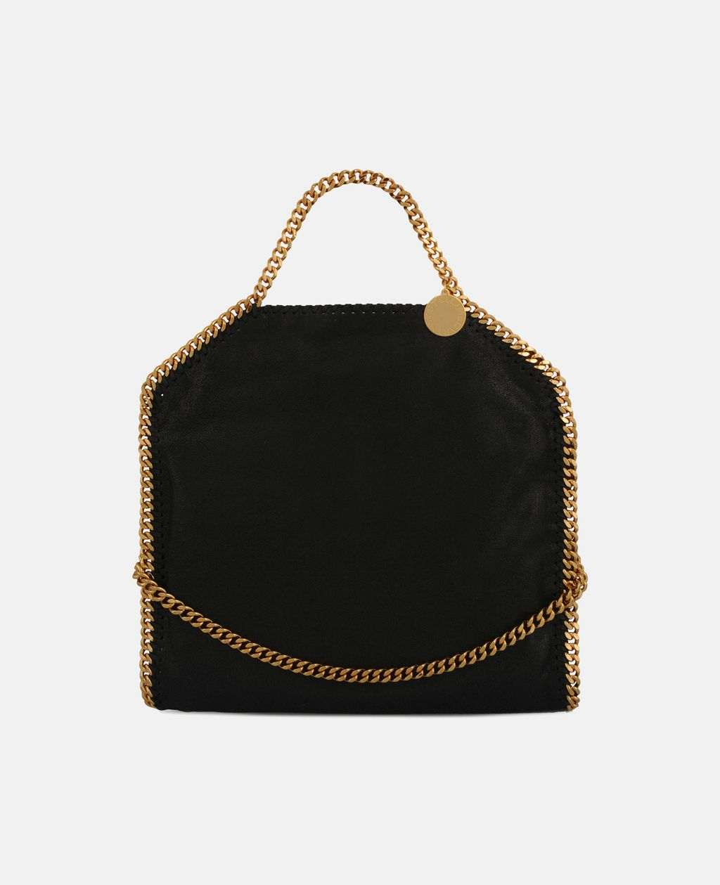 Falabella Shaggy Deer Fold Over Tote - STELLA MCCARTNEY