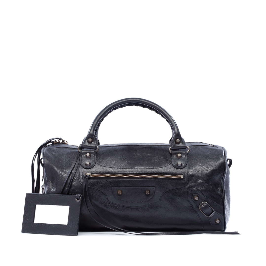 BALENCIAGA Balenciaga Classic Twiggy Top handle bag D f