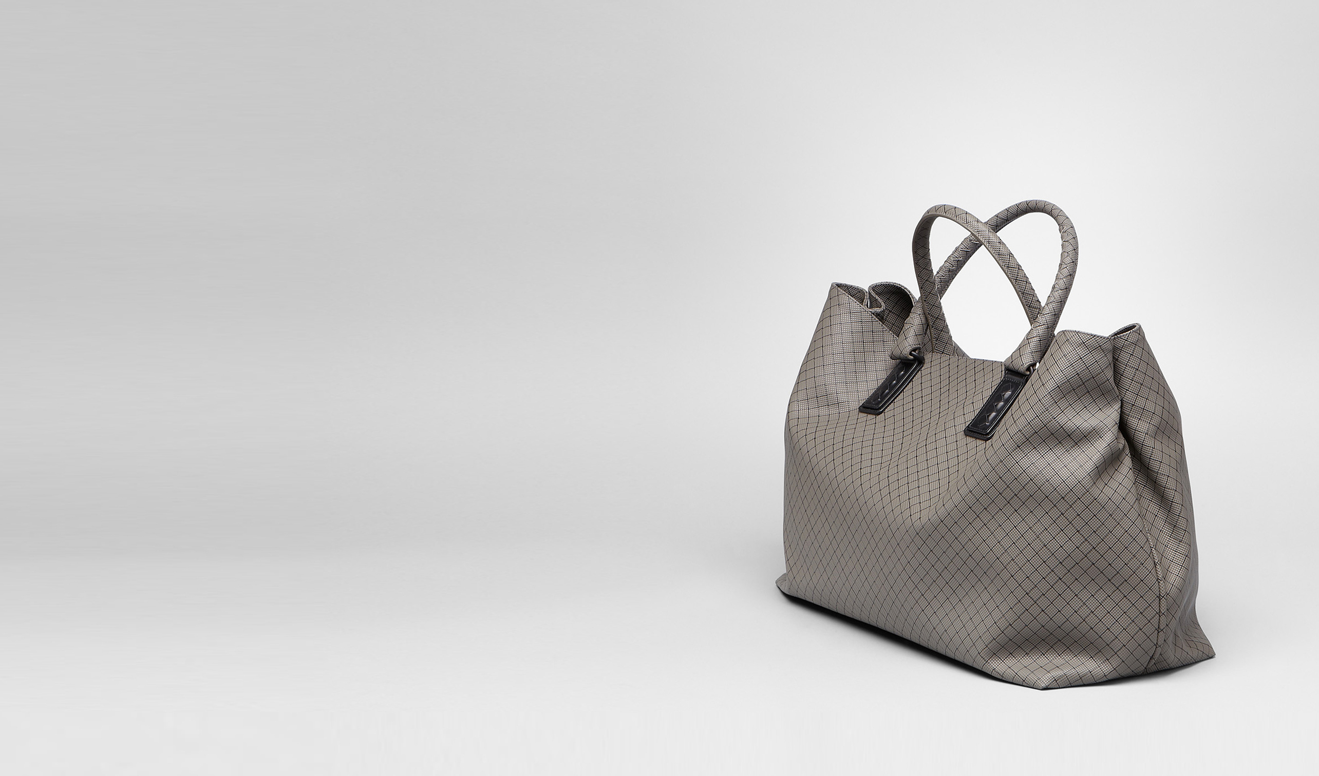 BOTTEGA VENETA Shopper U Großer Shopper mit Intrecciojet Shadow pl