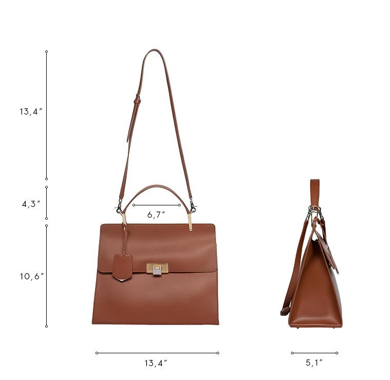 BALENCIAGA Le Dix Handbag D Balenciaga Le Dix Cartable M n