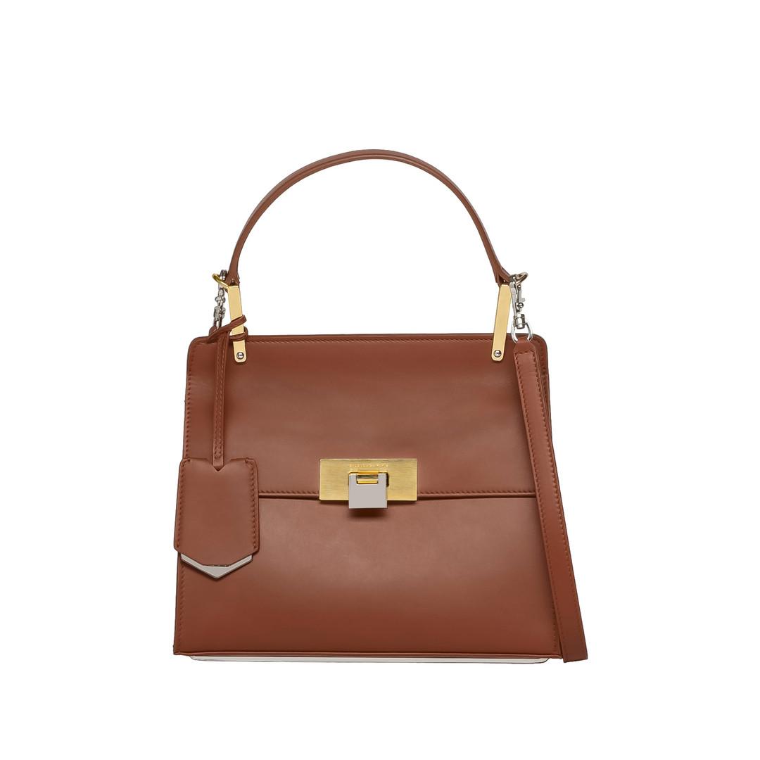 BALENCIAGA Balenciaga Le Dix Cartable S Top handle bag D f