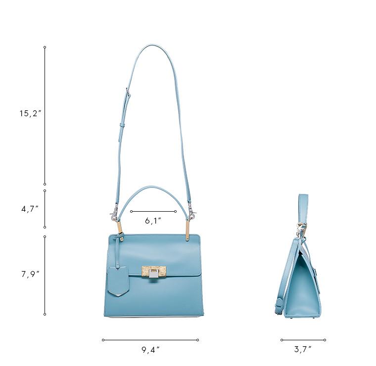 BALENCIAGA Top handle bag D Balenciaga Le Dix Cartable S n
