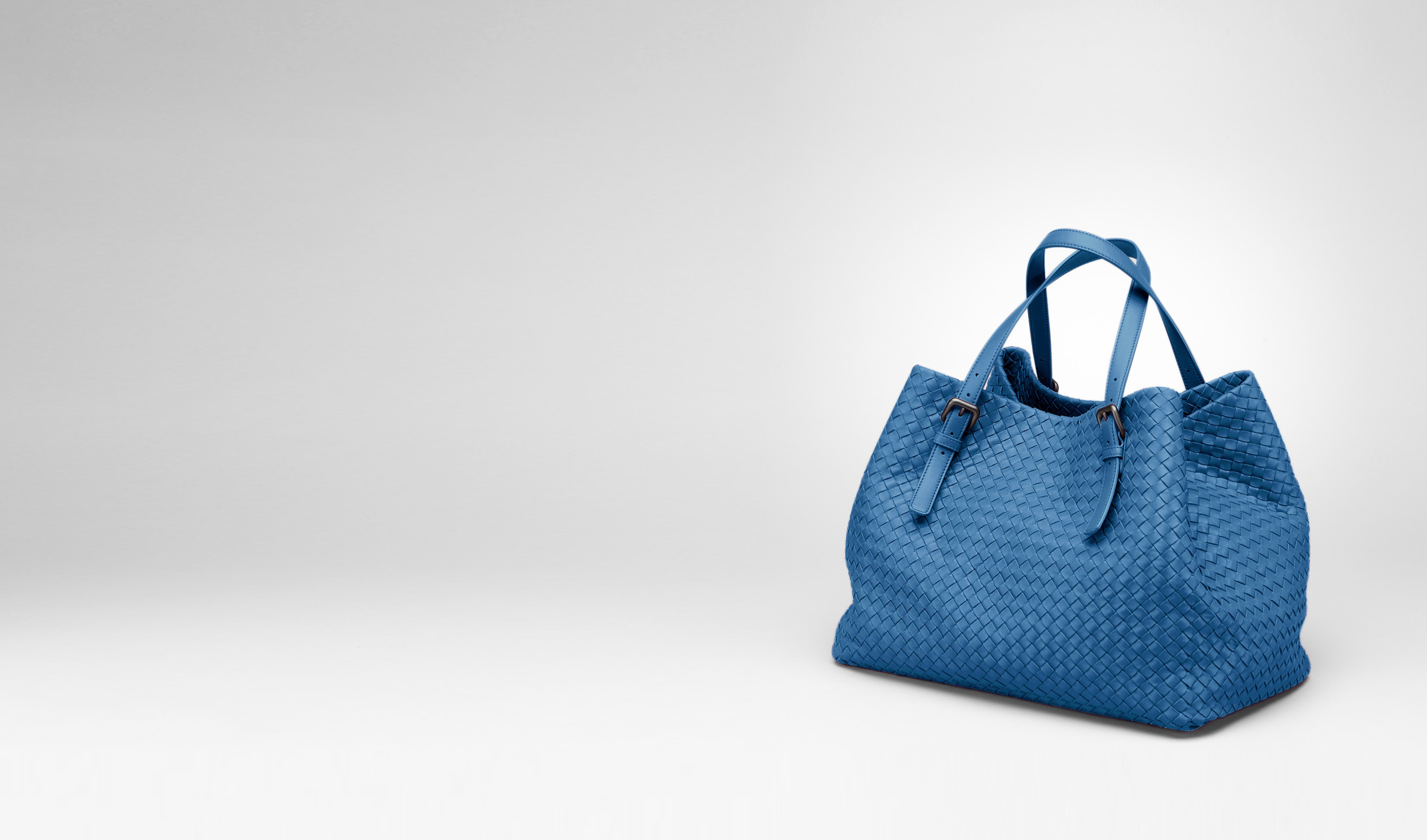 BOTTEGA VENETA Tote Bag D Électrique Intrecciato Nappa Tote pl