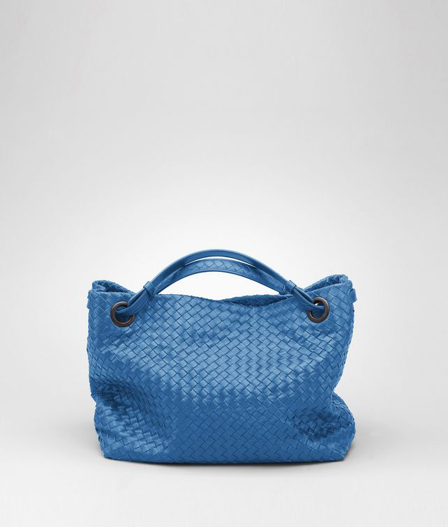 BOTTEGA VENETA Électrique Intrecciato Nappa Bag Shoulder or hobo bag D fp