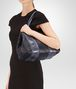 BOTTEGA VENETA MEDIUM TOTE BAG IN TOURMALINE NAPPA AND AYERS Tote Bag D lp