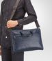 BOTTEGA VENETA PRUSSE INTRECCIATO CALF BRIEFCASE Business bag U lp