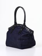 DIESEL SHEENN ZIP MEDIUM Borsa D e
