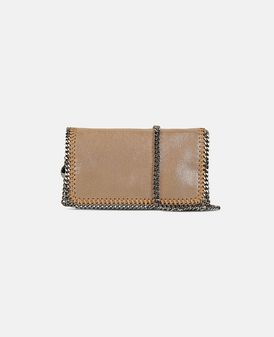 Falabella Chamois Cross Body Bag