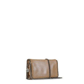 Falabella Cross Body in Chamois