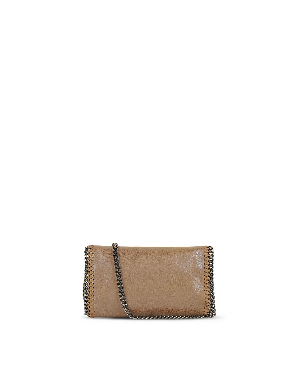 Falabella Chamois Cross Body Bag  - STELLA MCCARTNEY