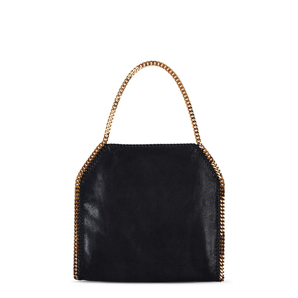 Petit Tote Bag Falabella en Shaggy Deer - STELLA MCCARTNEY