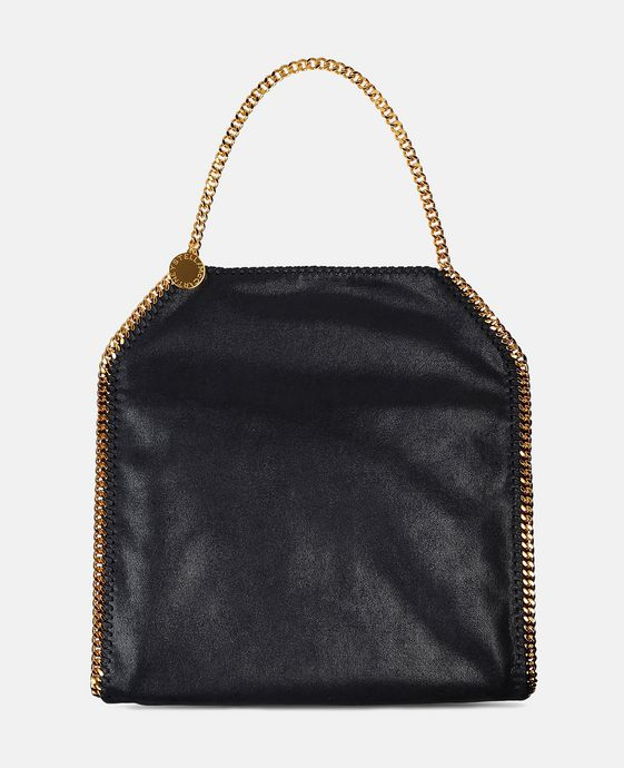 STELLA McCARTNEY Falabella Big Tote in Shaggy Deer Tote bag D c