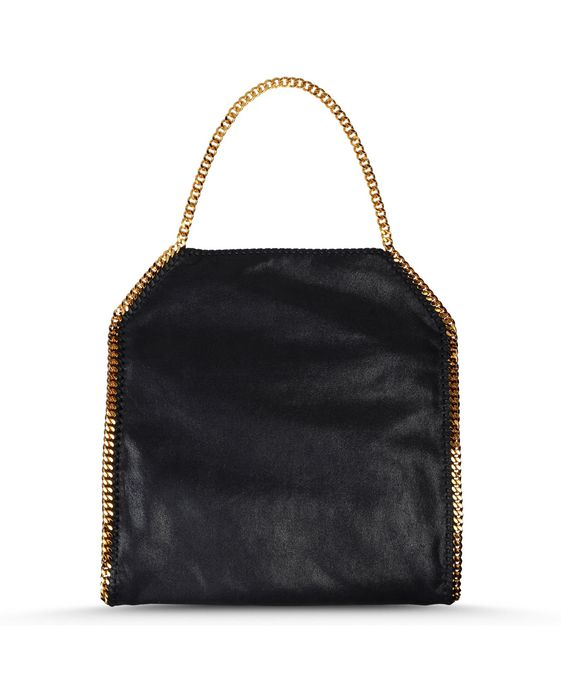 STELLA McCARTNEY Falabella Big Tote in Shaggy Deer Tote bag D i