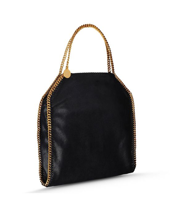 STELLA McCARTNEY Falabella Big Tote in Shaggy Deer Tote bag D p
