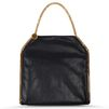 STELLA McCARTNEY Große Tote Bag Falabella aus Shaggy Deer Tote Bag D f