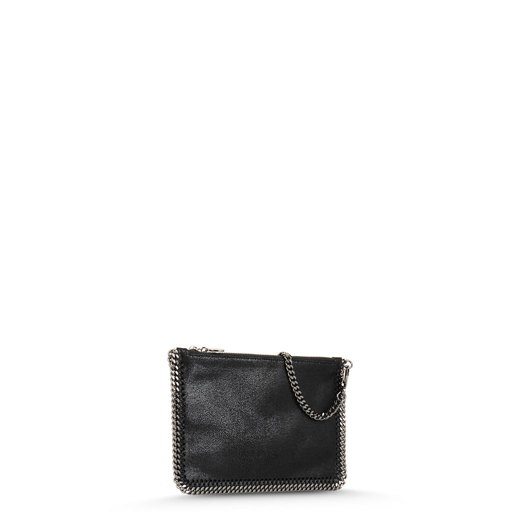 Falabella Shaggy Deer Small Purse - STELLA MCCARTNEY