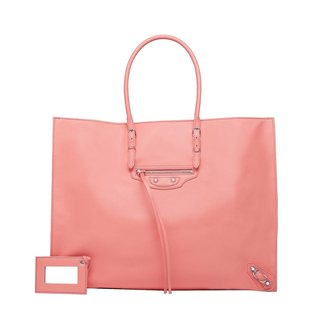 BALENCIAGA Balenciaga Papier A4 Papier Veau Souple Handbag D f