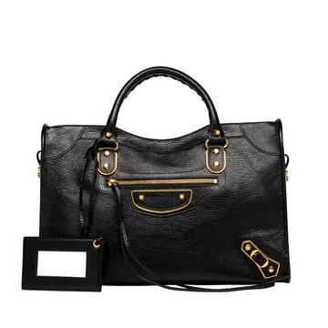 BALENCIAGA Top handle bag D Balenciaga Classic Metallic Edge City f