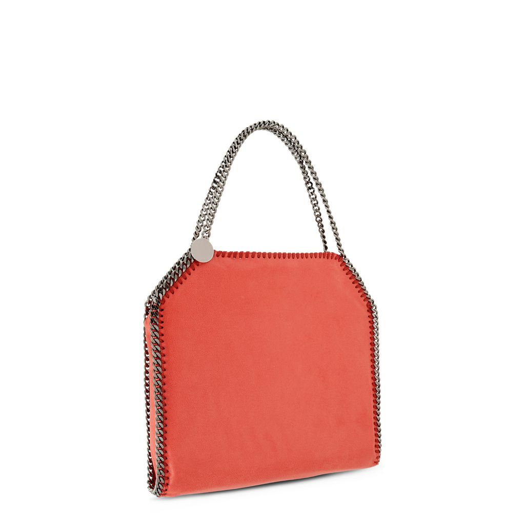 Falabella Shaggy Deer Small Tote  - STELLA MCCARTNEY
