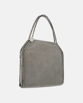 Falabella Small Tote in Shaggy Deer