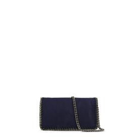STELLA McCARTNEY Falabella Shoulder bags D Navy Falabella Cross Body Bag f