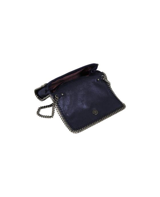 STELLA McCARTNEY Navy Falabella Cross Body Bag Falabella Shoulder bags D g