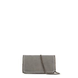 STELLA McCARTNEY Falabella Shoulder bags D Black Falabella Cross Body Bag f