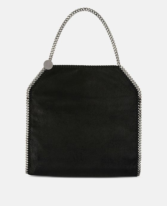 Black Falabella Shaggy Deer Big Tote