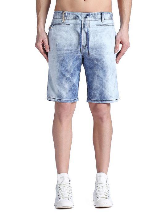 DIESEL DEE-NEE JOOGJEANS Shorts U f