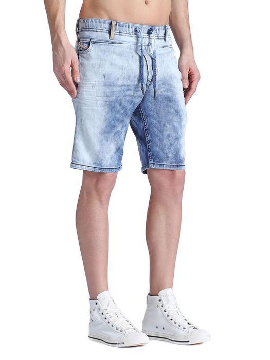 DIESEL DEE-NEE JOOGJEANS Shorts U e