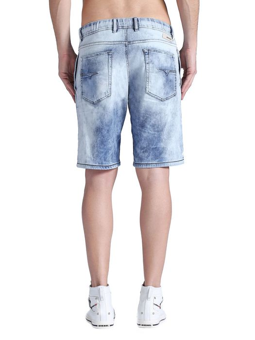 DIESEL DEE-NEE JOOGJEANS Shorts U r